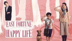 Easy Fortune Happy Life starring Lan Cheng Long (Blue Lan), Joe Chen (Chen Qiao En) and Roy Qiu.