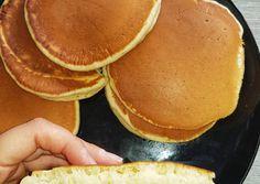 Recette: Parfait Recette Pancakes facile et rapide Parfait, Breakfast, Food, Sugar, Morning Coffee, Essen, Meals, Yemek, Eten