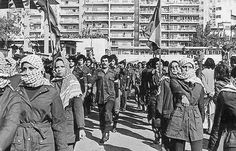 Palestinian Fatah fighters in Beirut in 1979 [800x514] #HistoryPorn #history #retro http://ift.tt/1M0gJhZ