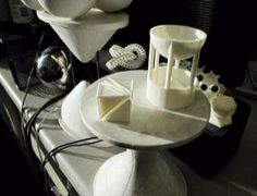 Printed proof (Image: Elizabeth Slavkovsky) - 3D printer reveals math beauty / Archimedes' favorite insight printed in 3D