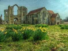 Castle Acre Priory, Norfolk