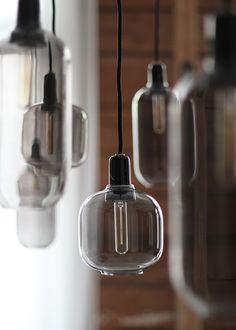 http://jensen-beds.com/ like this bedroom lighting. Amp lamp Normann Copenhagen