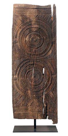 Igbo Door 8, Nigeria [As seen on {Banneker Gate} Integrate into Metal Machine Design]