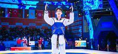 Lee Dae-Hoon, ο πρώτος του Παγκόσμιου Ταεκβοντό ( WT )