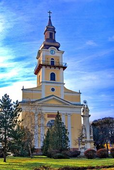 Catholic church - Cegléd Pest