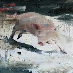 Tor Arne Moen, Lekende gris
