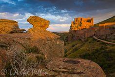 Castillo de Peracense, Teruel - Spain