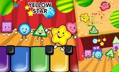 Formen und Farben lernen spiel – Englisch lernen für Kinder   Besten Spiele-Apps für Kinder