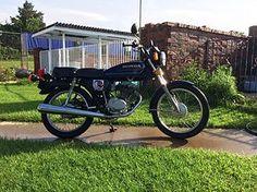 Honda CB125S