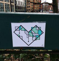 Manchester Free Hearts Project | Stina Jones