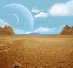 Alien Planets | Alien Planet by Joel Aparecido de Souza - Photoshop Creative
