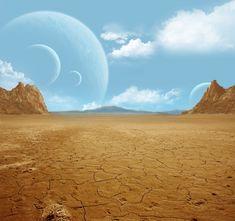 Alien Planets | Alien Planet by Joel Aparecido de Souza - Photoshop Creative
