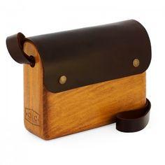DLC. Bolsos de madera