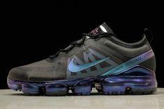 f0fe0914664 Nike Air VaporMax 2019 Run Utility Black Blue-Multi Color AR6631-001