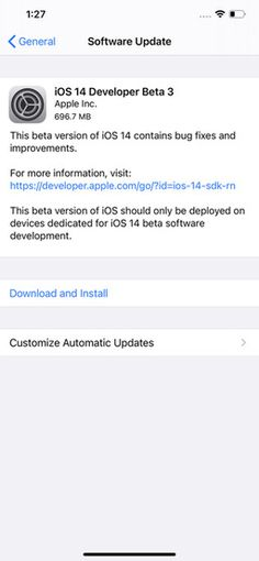 Apple Releases iOS 14 Beta 3 and iPadOS 14 Beta 3 [Download] Google Maps Icon, Map Icons, Apple Inc, Software Development, New Technology, Homescreen, Ios, Future Tech