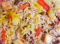 वेज बिरयानी (Veg Biryani Recipe Hindi)