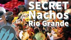 Check Out The SECRET Nachos Rio Grande at Pecos Bill Tall Tale Inn and Cafe in Disney World! (Video!!!)