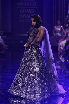 Kareena Kapoor at the Lakme Fashion Week Winter/Festive 2014 finale.