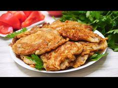 Вот это находка! Сразу готовила 3 раза подряд и все равно мало. Секретные отбивные! - YouTube Viera, Tandoori Chicken, Chicken Wings, Meat, Cooking, Ethnic Recipes, Food, Youtube, Meals
