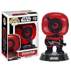 Star Wars: TFA Guavian Pop! Vinyl Figure - Funko - Star Wars - Pop! Vinyl Figures at Entertainment Earth