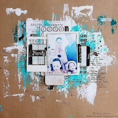 A layout by Nadia using Nirvana! - Marion Smith Designs