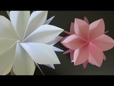 This project is the perfect addition to your teabag folding flowers. It is an excellent origami model to use on your cards! While this model is origami, it i...