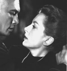 The Journey 1959 - Yul Brynner and Deborah Kerr, One of my favorites, this is one of those great ensemble cast movies with two heckuva leads in Kerr and Brynner. Yul is so dang-on sexy, I can barely stand it. That was a beautiful man. Raw, animal magnetism and was one of Yul's finest works.