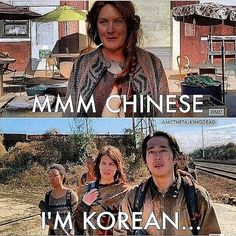 Whatever - The Walking Dead Memes that live on after the characters and season ended. Memes are the REAL zombies of the show. Glenn The Walking Dead, The Walk Dead, Walking Dead Funny, Walking Dead Zombies, Z Nation, Cultura Pop, Best Tv Shows, Best Shows Ever, Twd Memes