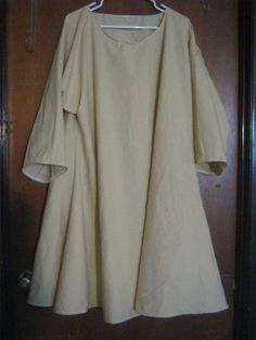 M  L Soft Yellow Tunic by AlessandraGoldKey on Etsy, $10.00