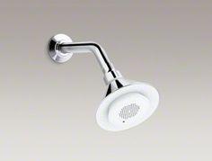 Fancy yourself a showerhead with wireless speaker?