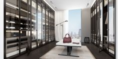 96 Hayarkon Digital Interiors by Ando Studio
