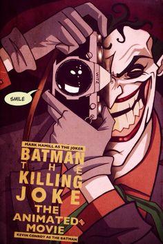 Batman: A Piada Mortal (2016)