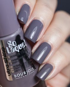 Bourjois Fashion gris-gris   A Polish Addict