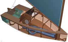 The best online retailer of boat building supplies, hardware and tools Catamaran, Sailing Dinghy, Kayaks, Sailboat Plans, Small Sailboats, Build Your Own Boat, Boat Building Plans, Diy Boat, Cool Boats