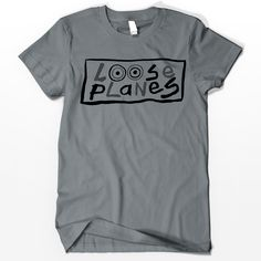 "Loose Planes ""Crazy Eyes"" T-Shirt"