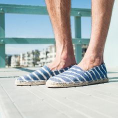 Down at the boardwalk... #soludos #ikat #springstyle #espadrilles #la