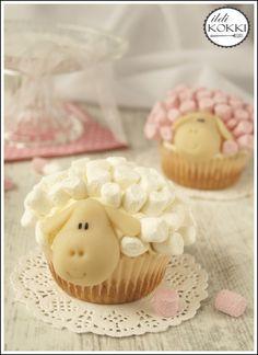 ildiKOKKI: citromos bárány muffin