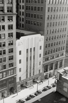 Woolworth Company, Indianapolis, Indiana. 35mm nitrate negative by John Vachon for the Farm Security Administration.