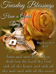 18 best daily greetings blessings images on pinterest good tuesday blessings j m4hsunfo