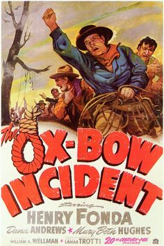 "CAST: Henry Fonda, Dana Andrews, Mary Beth Hughes, Anthony Quinn; DIRECTED BY: William A. Wellman; PRODUCER: Lamar Trotti; Features: - 11"" x 17"" - Packaged with care - ships in sturdy reinforced packi"