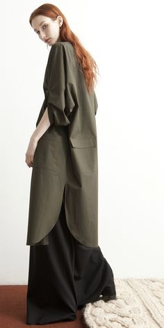 SCHAI Eclipse Artisan Shirtdress | Garmentory