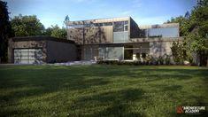 ArtStation - Modern House, Andrew Price