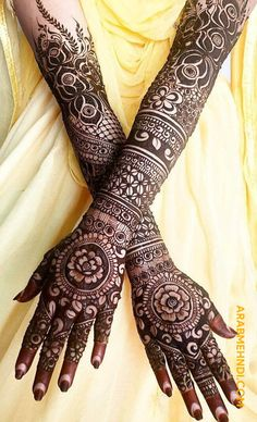 50 Most beautiful Hariyali Teej Mehndi Design (Hariyali Teej Henna Design) that you can apply on your Beautiful Hands and Body in daily life.