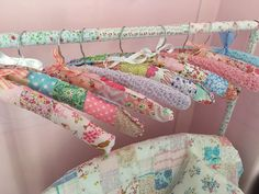 Pretty hangers for sale £9