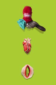 Inside Frances Adair Mckenzie's Erotic Glam GIF Book | The Creators Project