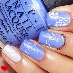 OPI Show Us Your Tips & MoYou London Pro 06