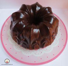 BUNDT CAKE DE PLÁTANO Y CHOCOLATE