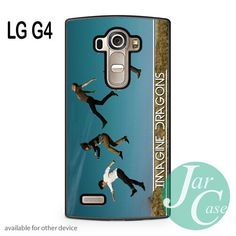 Imagine Dragons Jumping together Cover Phone case for LG G4 and other cases