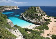 Caló des Moro - Cala des Moro, beach santanyi, Cala d'Or
