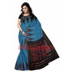 Maniabandha - Famous For IKAT Designs: Handloom Barpali Cotton  Sarees Online Shopping